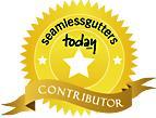 SeamlessGuttersToday.com Article CONTRIBUTOR