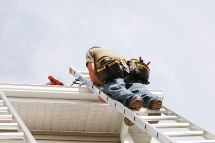 Ladder Safety for Gutter Maintenance